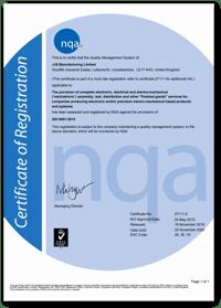 JJS Lutterworth certificate small