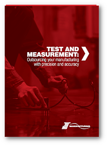 Test and Measurement - Outsourcing with precision and accuracy