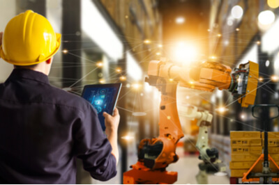 industrial automation future factory floor