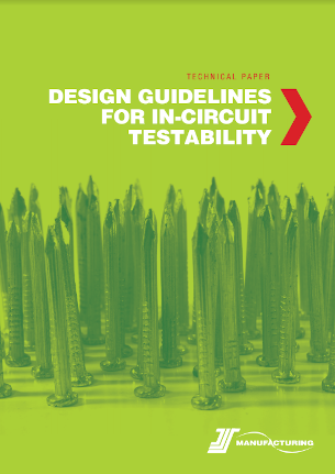 Design guidelines for in-circuit testability ebook