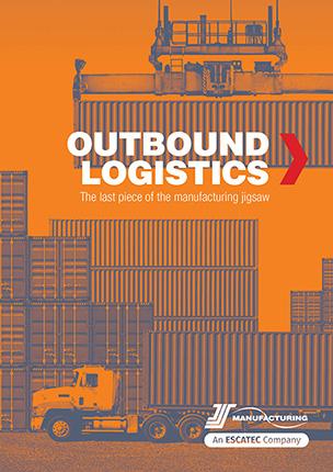 Outbound Logistics DIGITAL_JJS_ESCATEC_cover(SMALL)