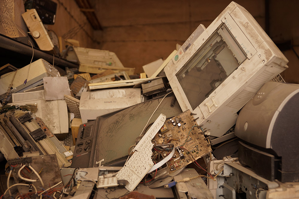 Where do old electronics go? Designing for the circular economy
