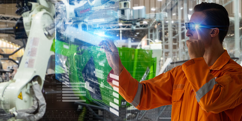 What are the top digital trends for electronics manufacturing?